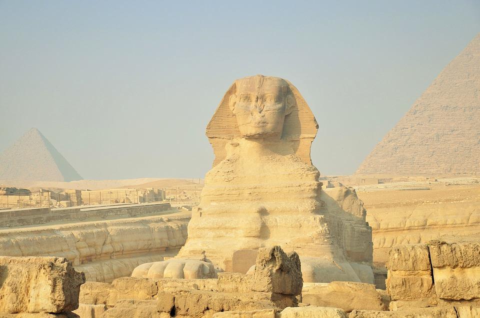 Giza Sphinx