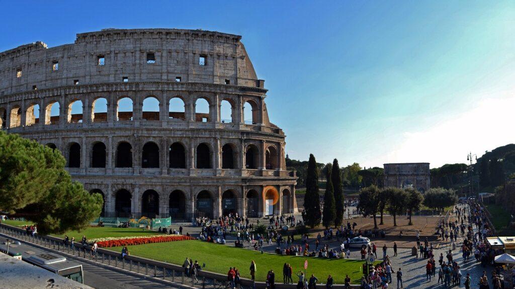 Colosseum Exterior